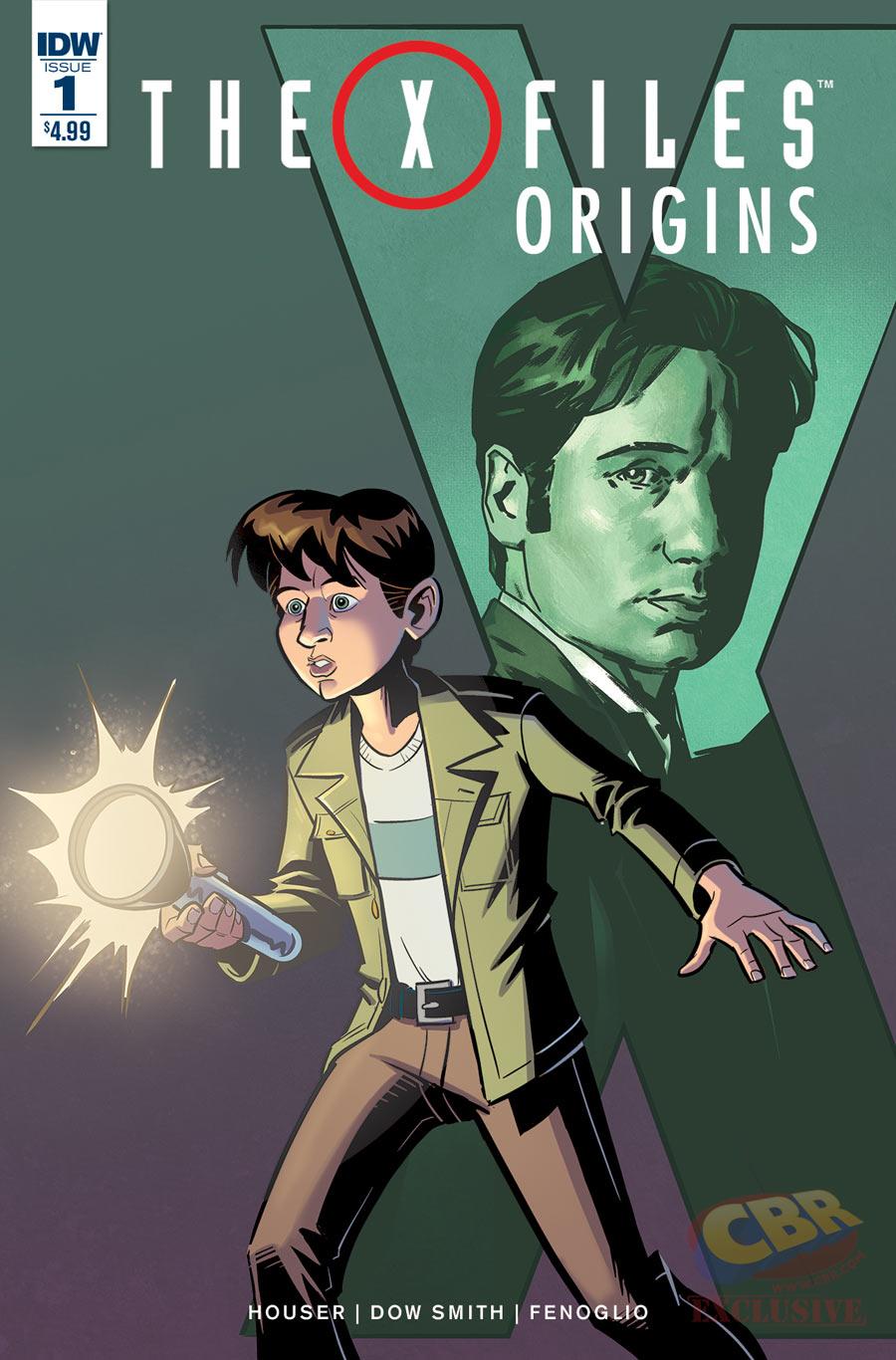X-Files Origins : la preview