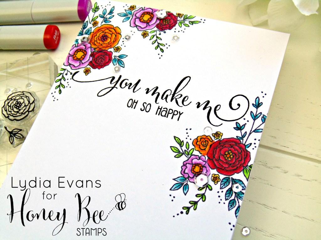 Lydia Evans- Honey Bee happy country wreath_2