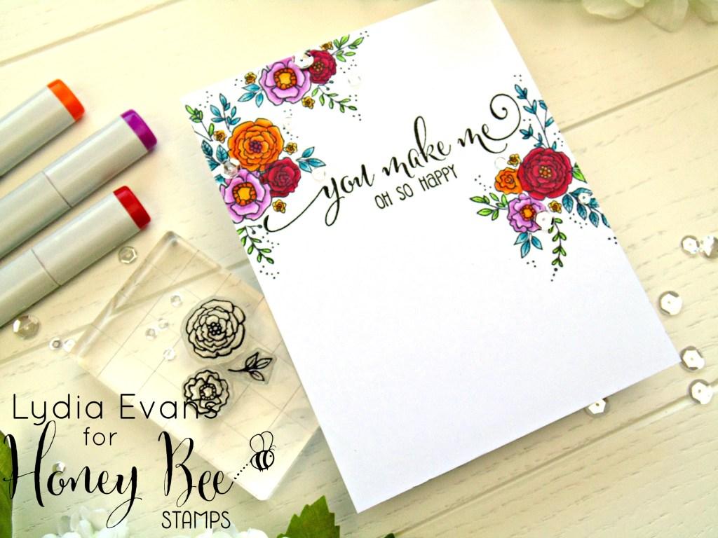 Lydia Evans- Honey Bee happy country wreath_4