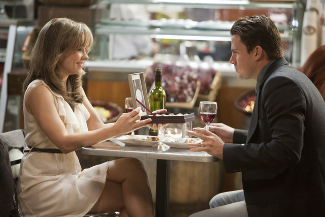 Rachel McAdams and Channing Tatum star in Screen Gems' THE VOW.