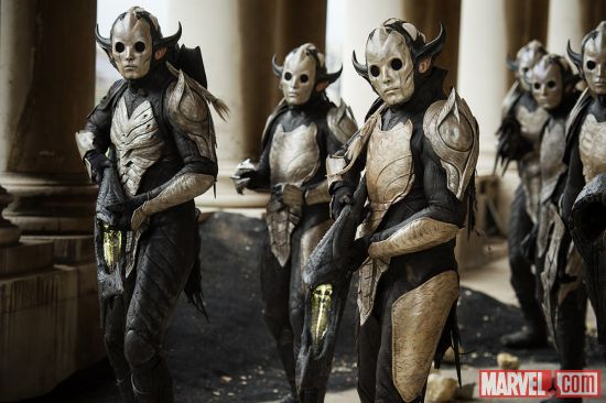 Thor The Dark World The Dark Elves