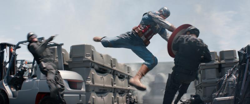 Marvel Captain America/Steve Rogers (Chris Evans)