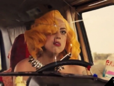 machete kills - lady gaga