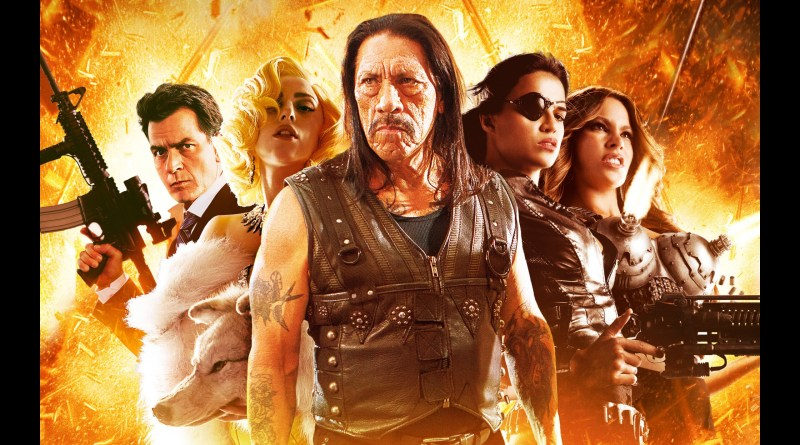 Machete-Kills-Movie poster