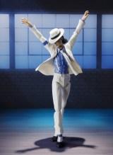 SH Figuarts Michael Jackson - Smooth Criminal figure hands up