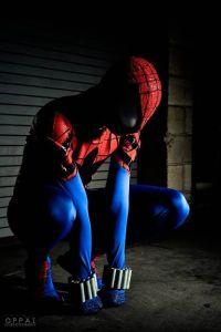 Spider-Matt as Spider-Clone Ben R