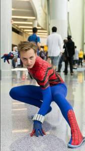 Spider-Matt as Spider-Clone2