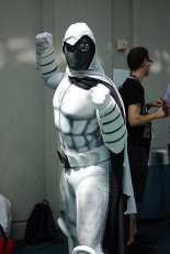 SDCC2014 cosplay - Moon Knight 2