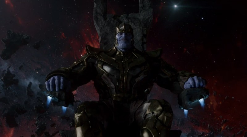 First look at Thanos