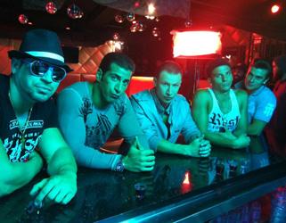 Jersey Shore Massacre - the guys