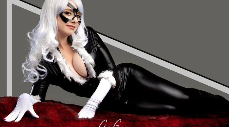Cosplay Confidential - Jewels Hardy as Black Cat
