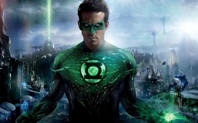 green-lantern-movie - ryan reynolds