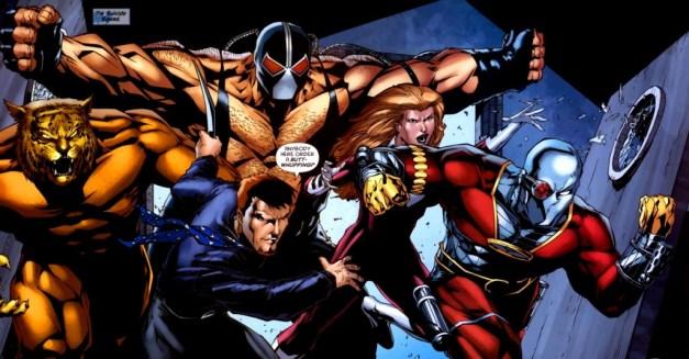 DC Suicide Squad