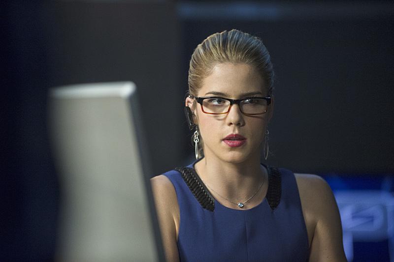Arrow - Left Behind - Felicity