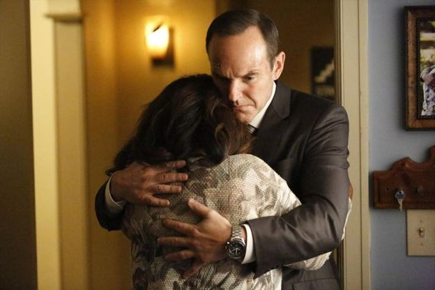 Agents of SHIELD - Aftershocks - Coulson and Trip's mom