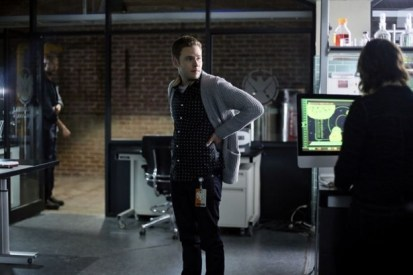 Agents of SHIELD - Love in the Time of Hydra - Fitz and Simmons