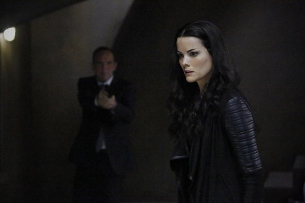 Agents of Shield -Who You Really Are - Coulson and Lady Sif