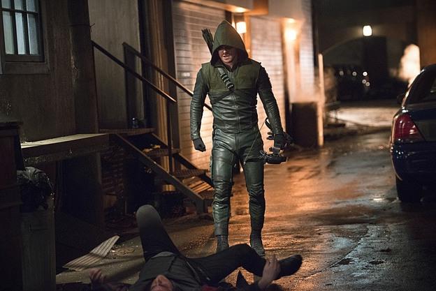 Arrow - The Offer - Arrow and Murmur