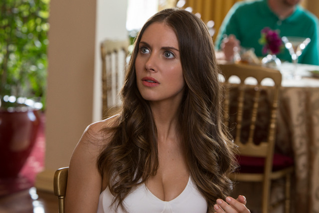 Get Hard movie - Alison Brie