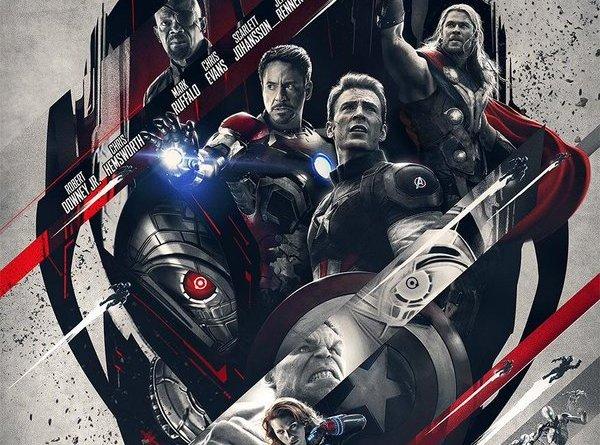 avengers age of ultron poster 2 of 4 II