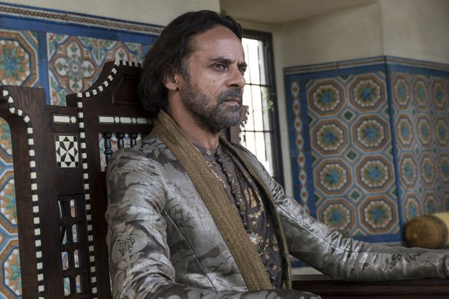 Game of Thrones - House_of_Black_and_White -Doran Martell