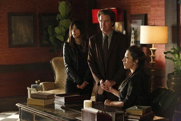 Agents of SHIELD - Scars - Skye, Cal and Jiaying