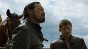 Game of Thrones - The Sons of the Harpy - Bronn and Jaime