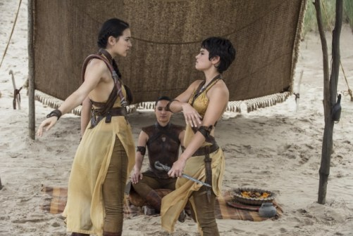 Game of Thrones - The Sons of the Harpy - The Sand Snakes