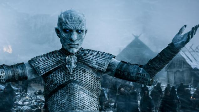 The Night King comes to Dark Horse's Game of Thrones figure line