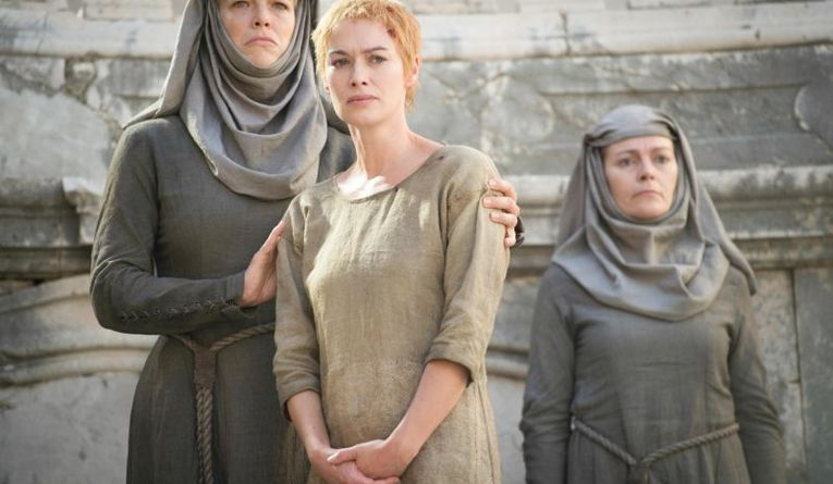 Game of Thrones - Mother's Mercy - Cersei