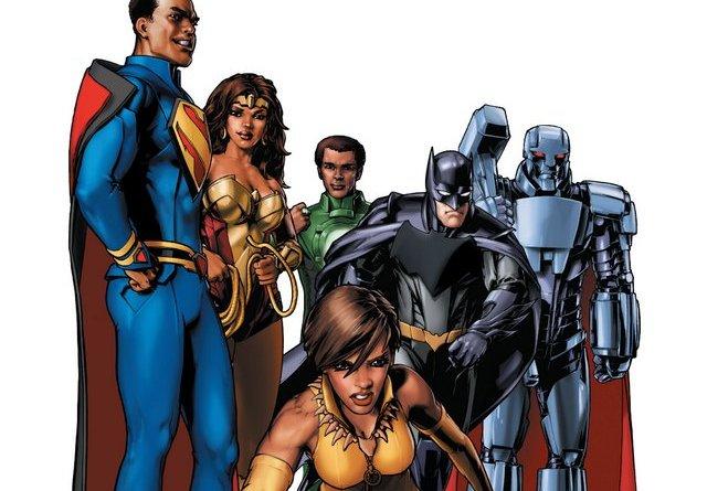 Earth 23 DC Comics