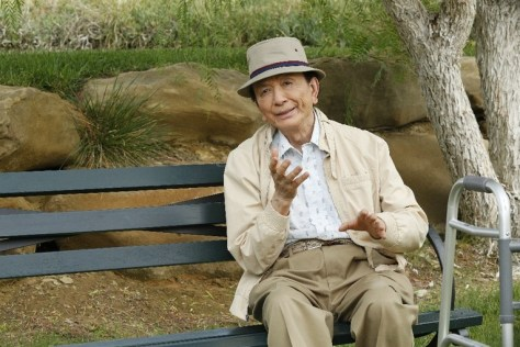 Agents of S.H.I.E.L.D. - Purpose in the Machine -James Hong