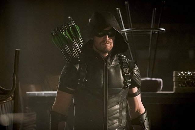 Arrow - The Candidate - Green Arrow