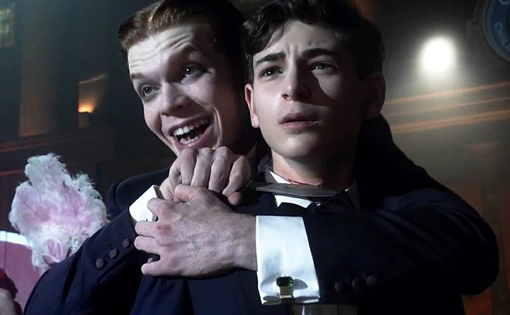 Gotham - Last Laugh - Jerome and Bruce