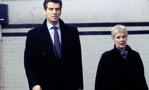 Die Another Day - Bond and M