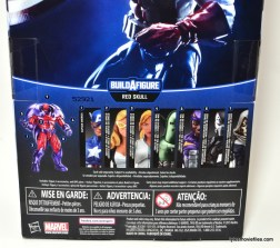 Marvel Legends Captain America review -wave lineup