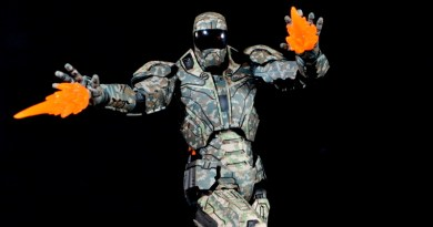 Iron Man 3 Shades figure review