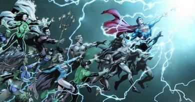 DC Rebirth #1 review