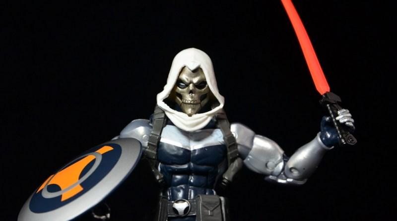 Marvel Legends Taskmaster figure -main pic