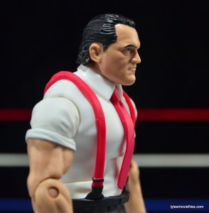 WWE IRS Mattel Elite figure review -no neck