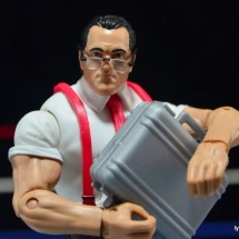 WWE IRS Mattel Elite figure review -with accessories