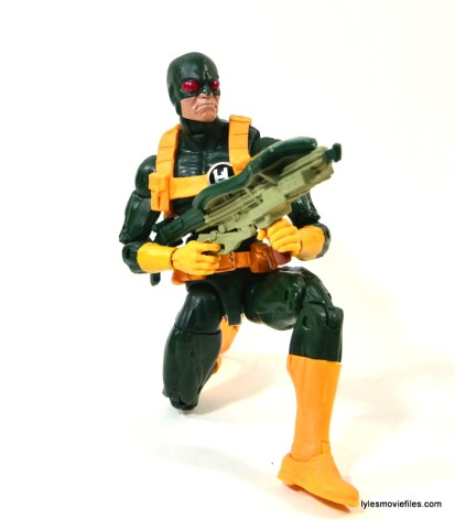 Captain America Hydra Soldier - crouching to aim