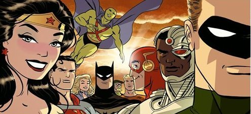 DARYWN COOKE DC ARTWORK