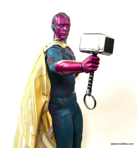Hot Toys Vision figure review