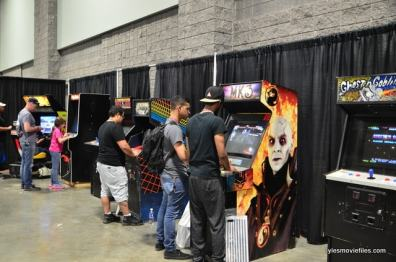 Awesome Con 2016 -Magfest arcade games-min