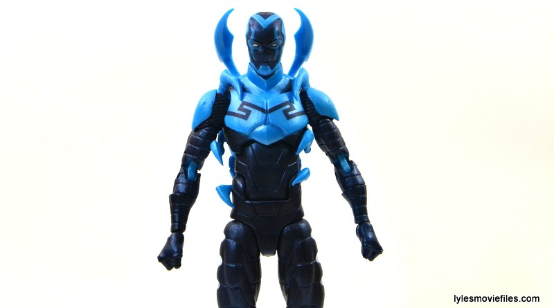 DC Icons Blue Beetle figure review -main pic2