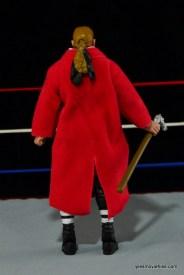 Hunter Hearst Helmsley WWE Network Spotlight figure -jacket rear