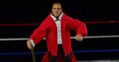 Hunter Hearst Helmsley figure review WWE Network Spotlight