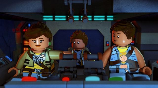 LEGO Star Wars - The Freemaker Adventures - Kordi, Rowan and Zander-min