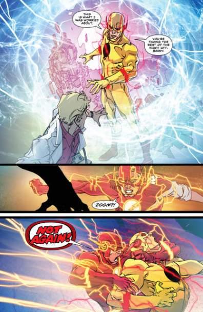 The Flash: Rebirth issue 1_4